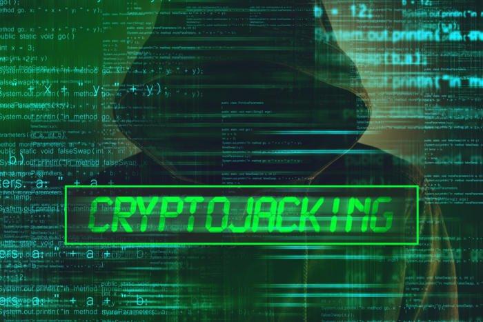 التعدين الخبيث Cryptojacking أو تعدين العملة الرقمية المشفرة غير المصرّح به، أو بالانجليزية الكريبتوجاكينغ
