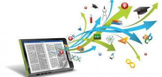 تعريف التعليم الإلكتروني :