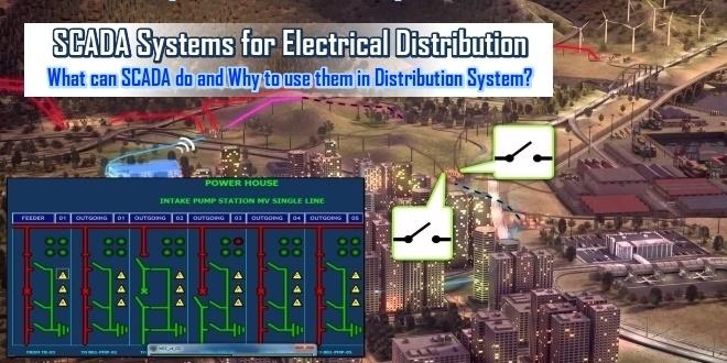 : ماهو نظام سكادا SCADA ؟      : نظام تجميع البيانات :